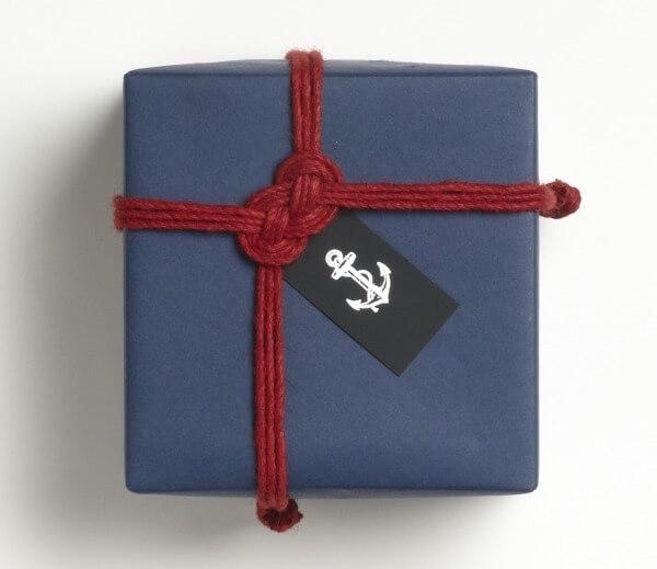 Как оригинально упаковать подарок 48